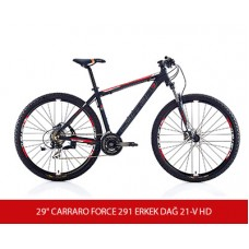"29"" CARRARO FORCE 291"