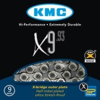 KMC X9.93  9'LU ZİNCİR
